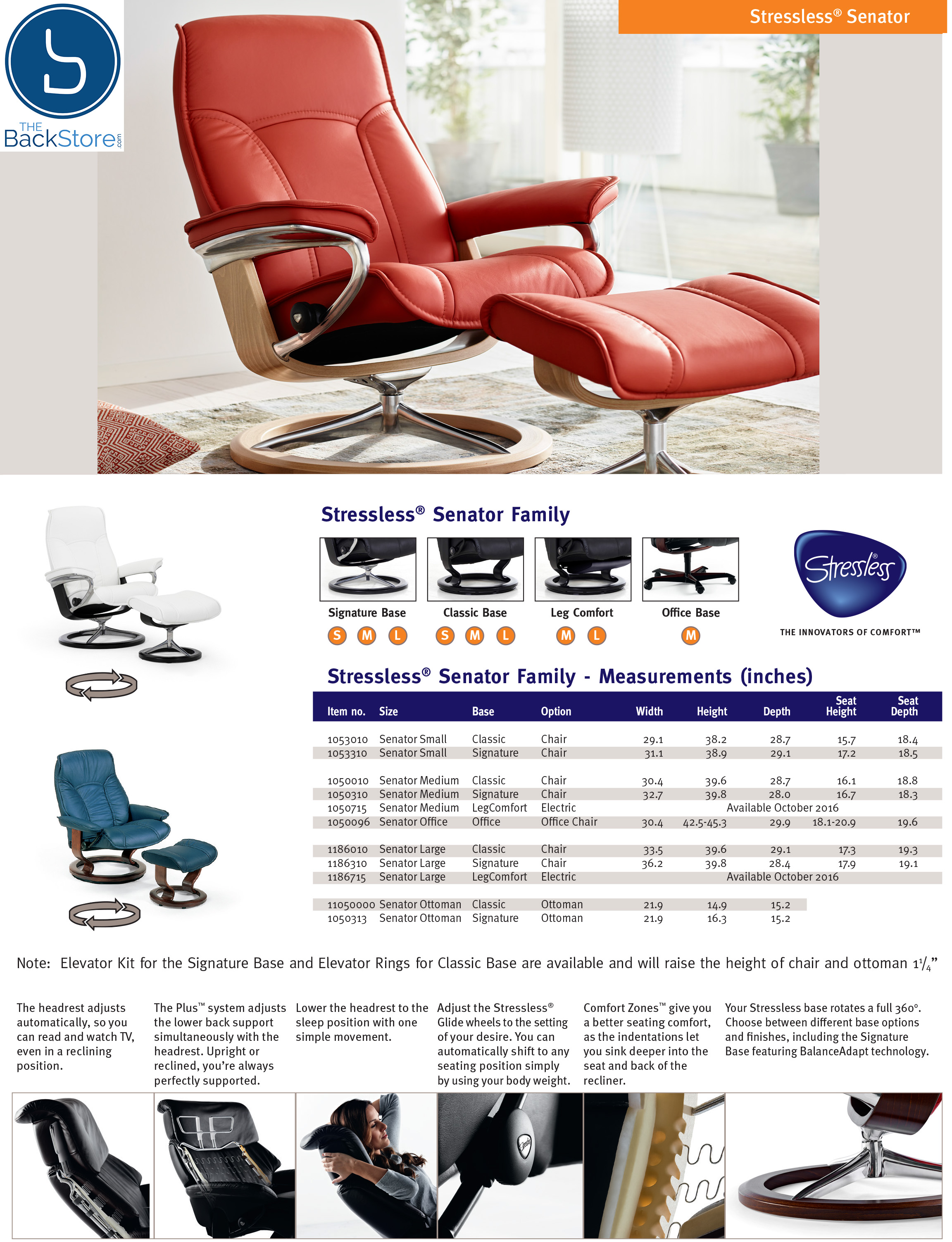 Incredible Stressless Governor Paloma Taupe Leather Recliner Chair And Ottoman By Ekornes Gmtry Best Dining Table And Chair Ideas Images Gmtryco
