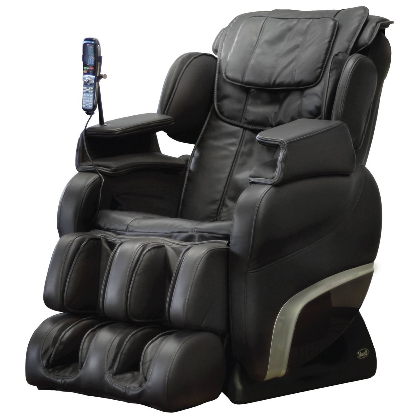 Experience the Titan TI-7700R Massage Chair Recliner. Features Foot