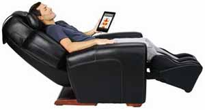 AcuTouch 9500 HT-9500 Ultimate Robotic Massage Chair by Human Touch