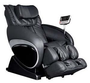 Cozzia zero anti gravity shiatsu massage chair berkline16027