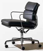 Eames Management Soft Pad Chair by Herman Miller