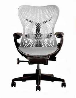 Herman Miller Mirra Adjustable Tilt Office Desk Chair