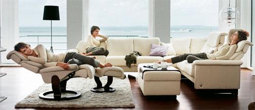 ekornes stressless sofas and stressless recliner sofa chair lounger ekornes stressless. Black Bedroom Furniture Sets. Home Design Ideas